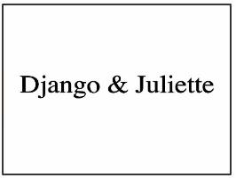 Django and juliet